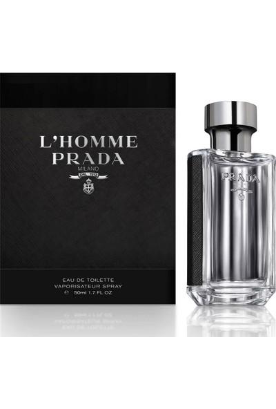 Prada L'Homme Edt 50 ml Erkek Parfüm