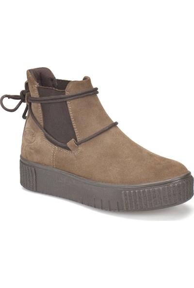 Dockers 225487 Kum Rengi Kadın Deri Sneaker