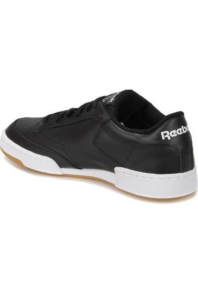 Reebok Club C 85-1 Siyah Beyaz Erkek Sneaker