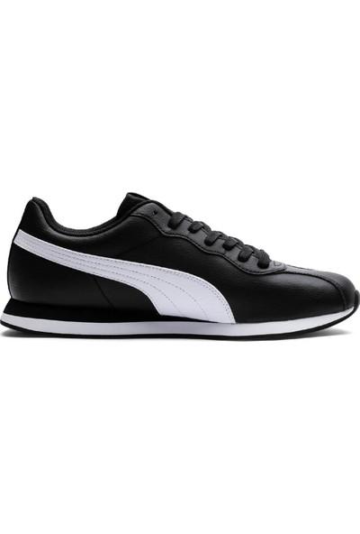 Puma Turin Ii Siyah Beyaz Erkek Sneaker