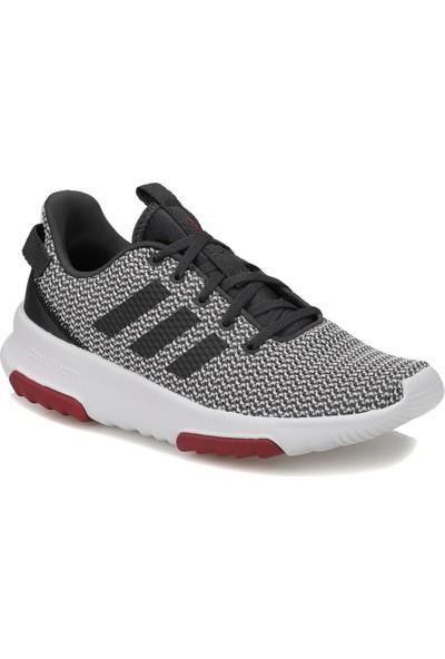 Adidas Cf Racer Tr Siyah/Beyaz Kadın Koşu Ayakkabısı