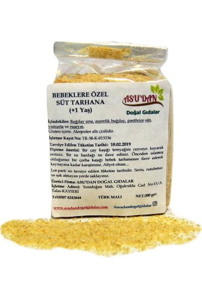 Asudan Doğal Gıdalar Bebeklere Özel Süt Tarhana 200 gr