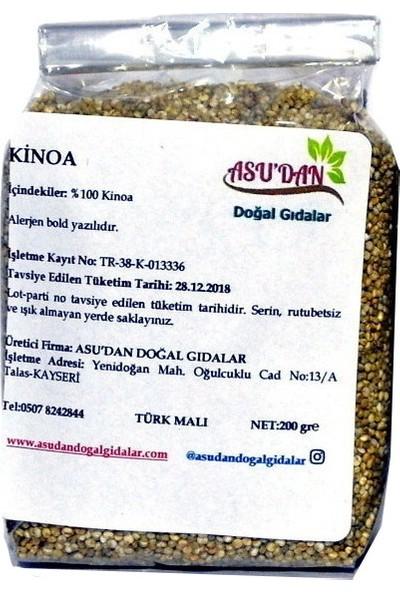Asudan Doğal Gıdalar Kinoa 200gr