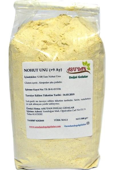 Asudan Doğal Gıdalar Nohut Unu 500 gr