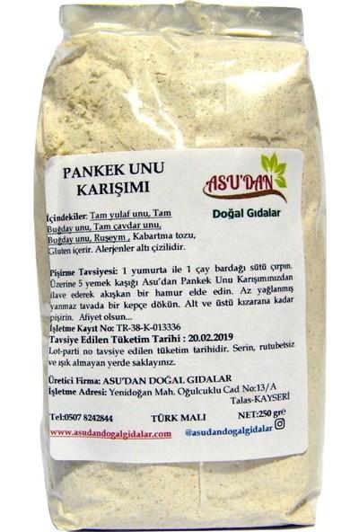 Asudan Doğal Gıdalar Pankek Unu Karışımı 250 gr