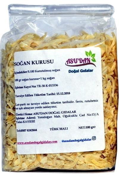 Asudan Doğal Gıdalar Soğan Kurusu 100 gr
