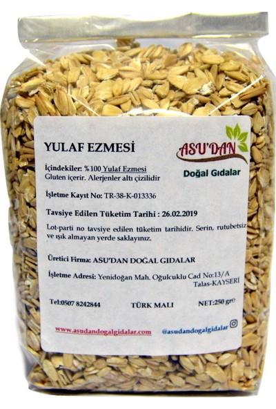 Asudan Doğal Gıdalar Yulaf Ezmesi 250 gr