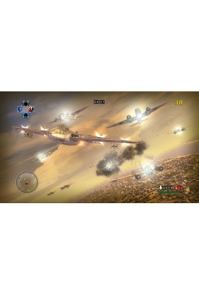 Ubi̇Soft Blazing Angels 2 : Secret Missions Of Wwıı - Playstation 3 Ps3