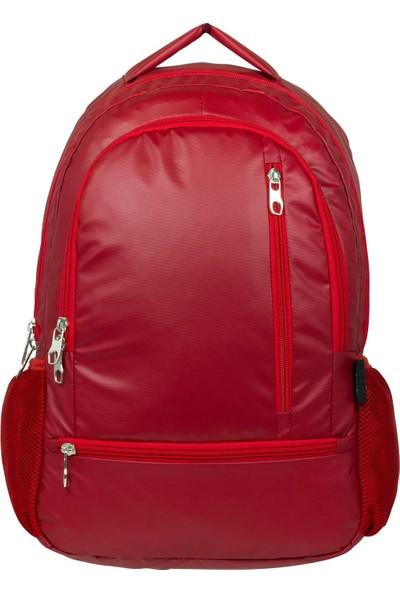 Ümit Çanta Cennec 752 Kırmızı Günlük ve Okul Sırt Çantası