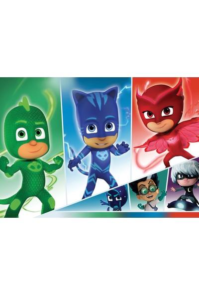 Ks Games PJ Masks 200 Parça Çocuk Puzzle - PJM113