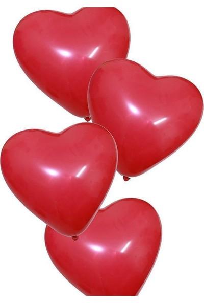 Parti Dolabı Evlilik Teklifi Paketi 1000 Gül Yaprağı 10 Kalp Balon 10 Kalp Mum