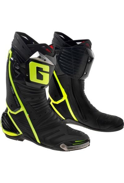 Gaerne Gp1 Ready 2 Race Çizme Sarı