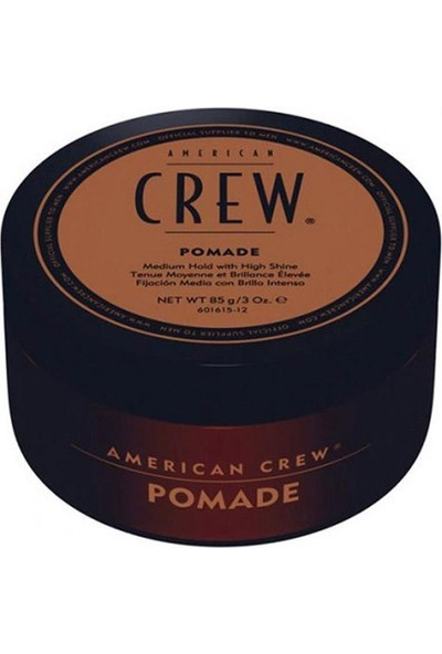 American Crew Pomade Orta Tutucu Çok Parlak Wax 85Gr