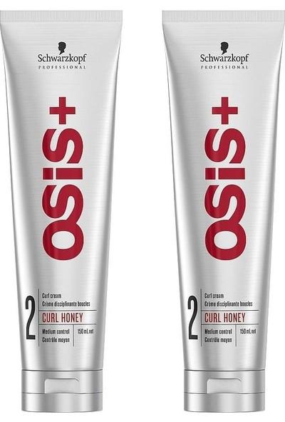 2X Osis Curl Honey Bukle Belirginleştirici Krem 150 ml