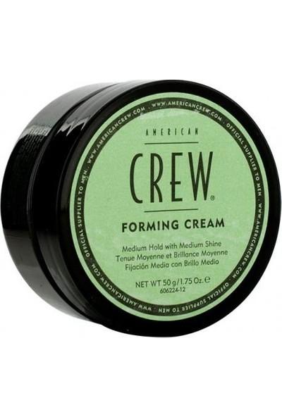 American Crew Forming Cream Orta Tutucu Parlak Wax 50 gr