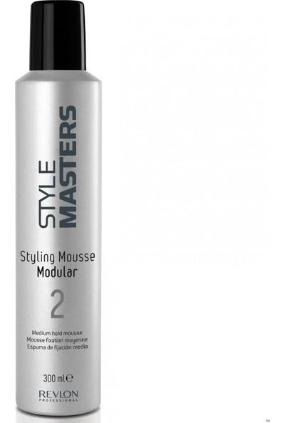 Revlon Style Master Mousse Modular 2 No Saç Köpüğü 300 ml