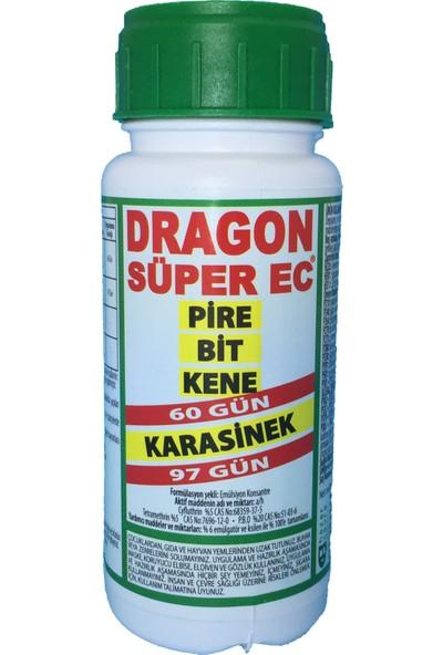 Hazar Çevre Dragon Süper Pire Bit Kene Karasinek 100 ml