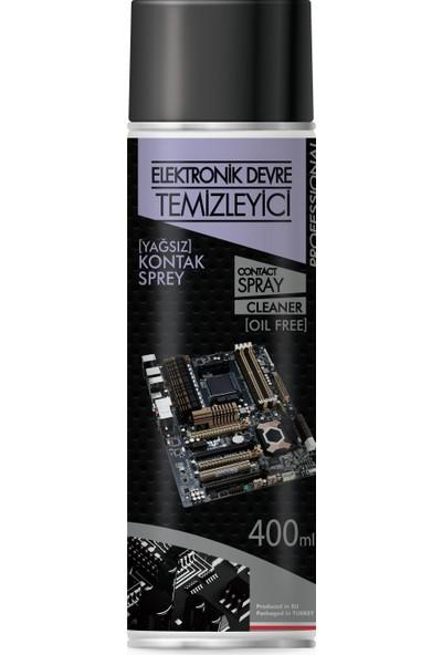 MasterCare Elektronik Devre Kart Temizleyici Yağsız Kontak Sprey 422195