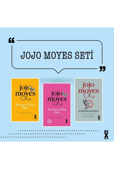 Jojo Moyes Seti (3 Kitap Takım)