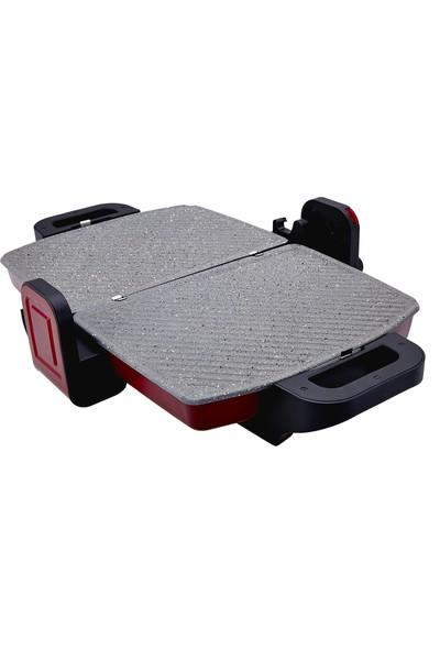 Karaca Future Granit Tost Makinesi Kırmızı