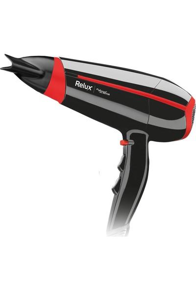 Relux Ac9240R Profesyonel Ac Motor Saç Kurutma Makinesi Difüzor Başlık İle