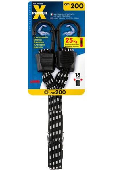 Lampa X-Power 200cm Yüksek Dayanıklı Yassı Gergi Lastiği 60223