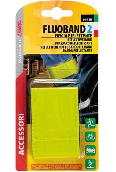 Lampa Fluobant 2 Reflektif Ayak Bileği Bandı 91418