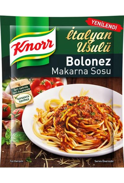 Knorr Makarna Sosu Spagetti Bolonez 45 gr