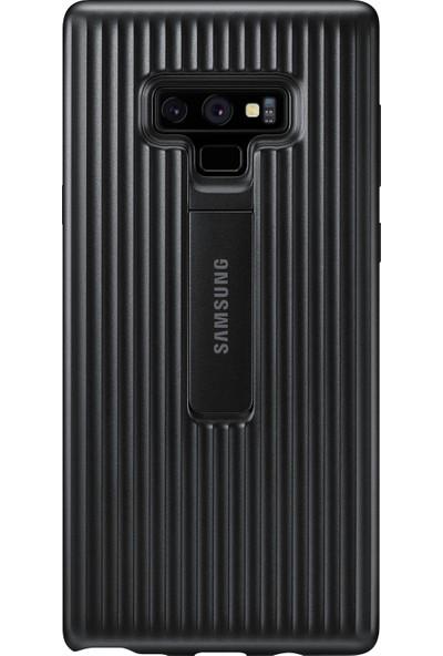 Samsung Note 9 Protective Standlı Kılıf (Siyah)-EF-RN960CBEGWW
