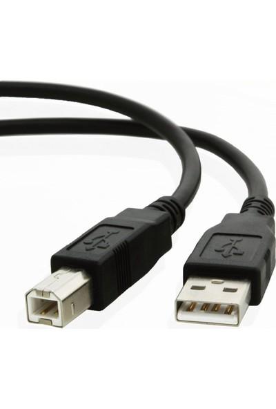 Alfais AL-4951 USB Yazıcı Printer Ara Bağlantı Kablosu 1.5 m