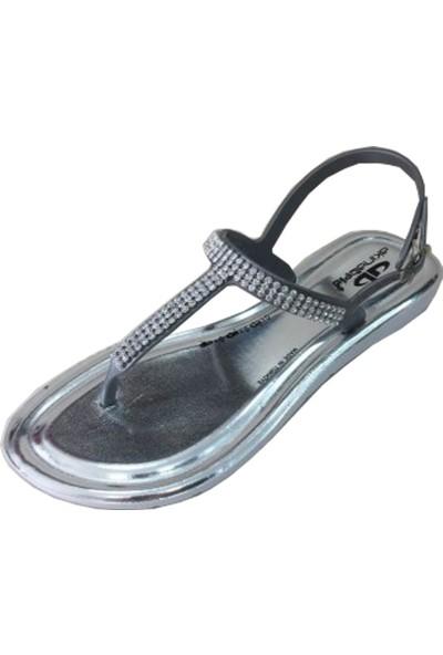 Akınalbella Gümüş Sandalet 7001147