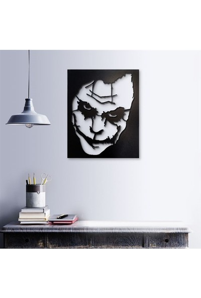 Baupor Metal Dekor Joker