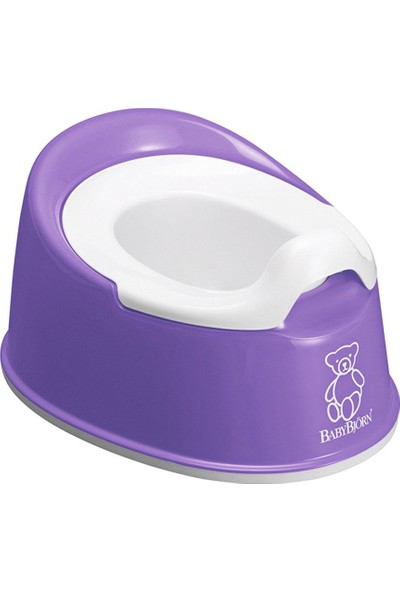 BabyBjörn Eğitici Oturak Smart Potty Purple