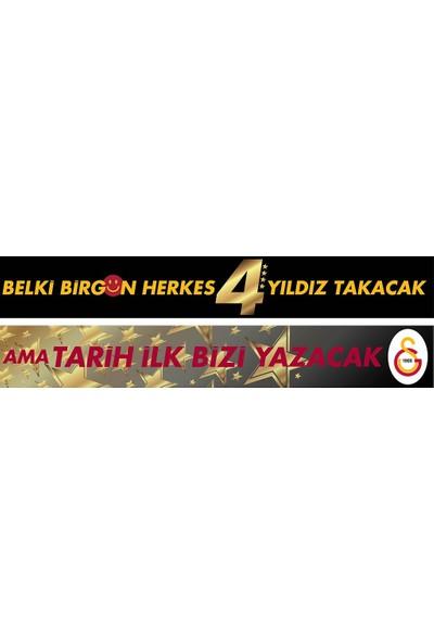 Galatasaray Lisanslı Tarih İlk Bizi Yazacak Şal Atkı
