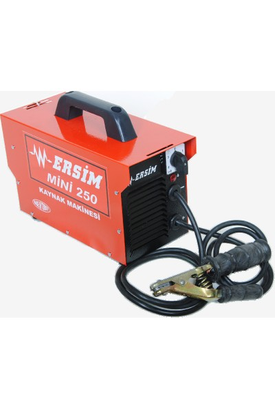 Ersim Mini Çanta Kaynak Makinesi 250 Amper