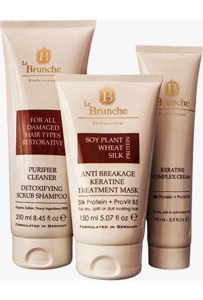Le Brunche Home Care Kit