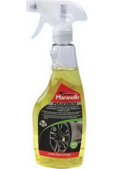 Maranello Jant Temizleyici Sprey 500 Ml Made in Italy