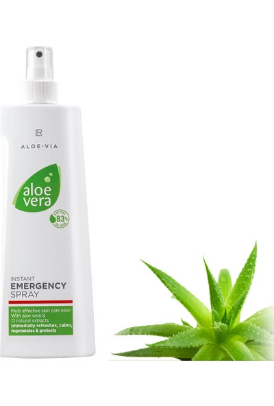 Lr Aloe Via Aloe Vera Spreyi 400 ml