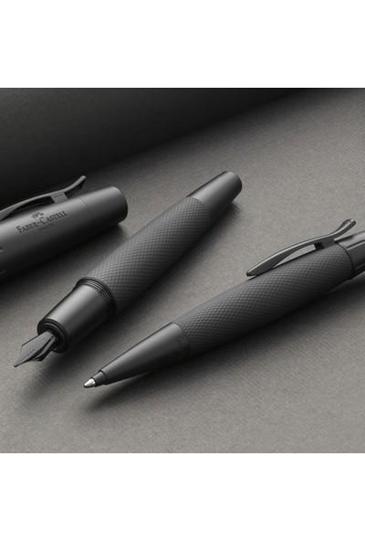 Faber-Castell E-Motion Pure Black Tükenmez