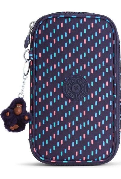 Kipling 50 Pens Kalem Kutusu Blue Dash C K1099928T