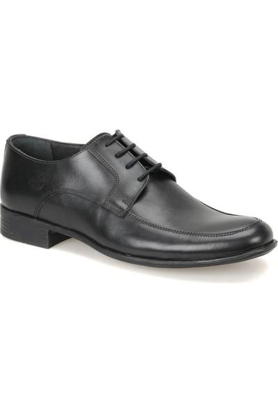 Garamond 860 Siyah Erkek Deri Ayakkabı