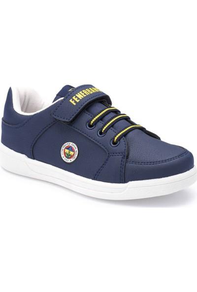 Fb Lenko Pu Fb Lacivert Sarı Erkek Çocuk Sneaker Ayakkabı