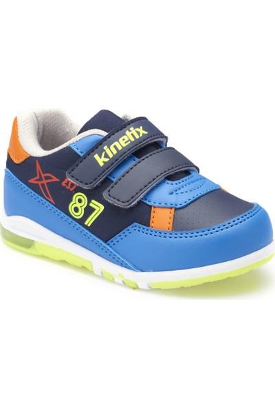 Kinetix Melsi Saks Lacivert Erkek Çocuk Sneaker Ayakkabı