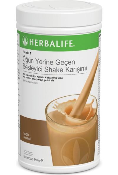 Herbalife Formül 1 Besleyici Shake Karışımı - Fındık