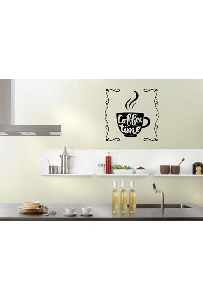 Areksan Coffe Time Duvar Sticker