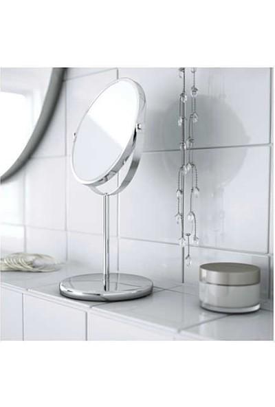 İkea Trensum Büyüteçli Çift Taraflı Ayna Makyaj Traş Tıraş Aynası