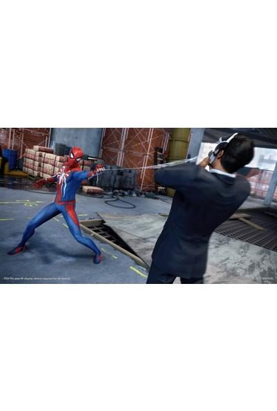 Marvel's SpiderMan PS4 Oyun