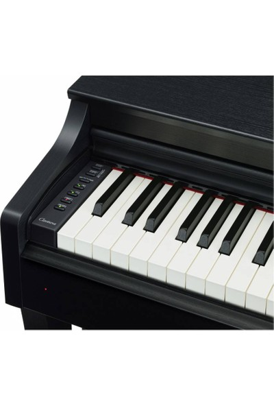 Yamaha Clp-625B Dijital Piyano (Siyah)