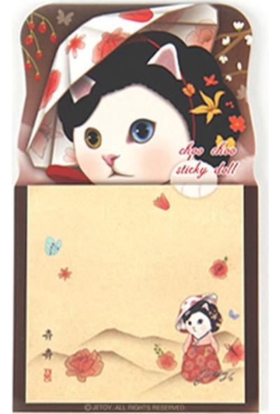 Jetoy Choo Choo Post-İt Doll Myeol Wol