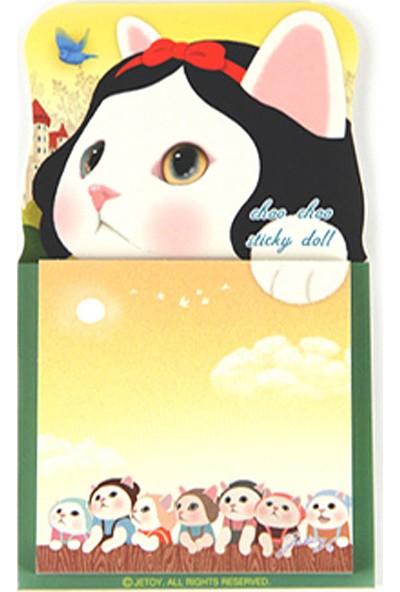 Jetoy Choo Choo Post-İt Doll Snow White